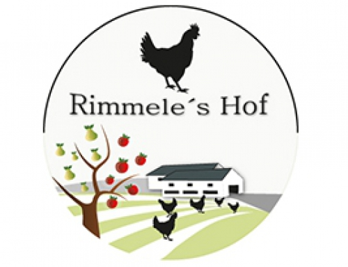 Logo Gestaltung für Rimmele´s Hof in Königseggwald