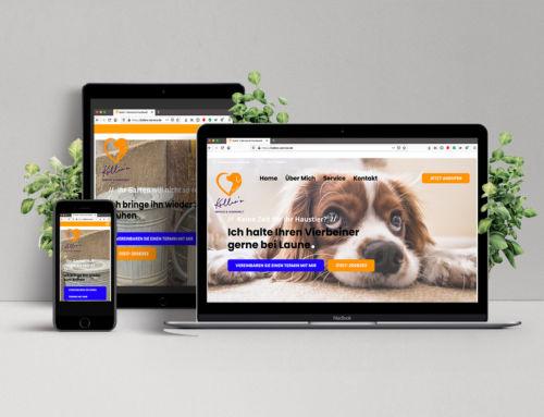 Website für Kollers Service